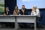 O workshop tem como objetivo discutir as vantagens do agronegócio sustentável. (Imagem: Kezia Noa)