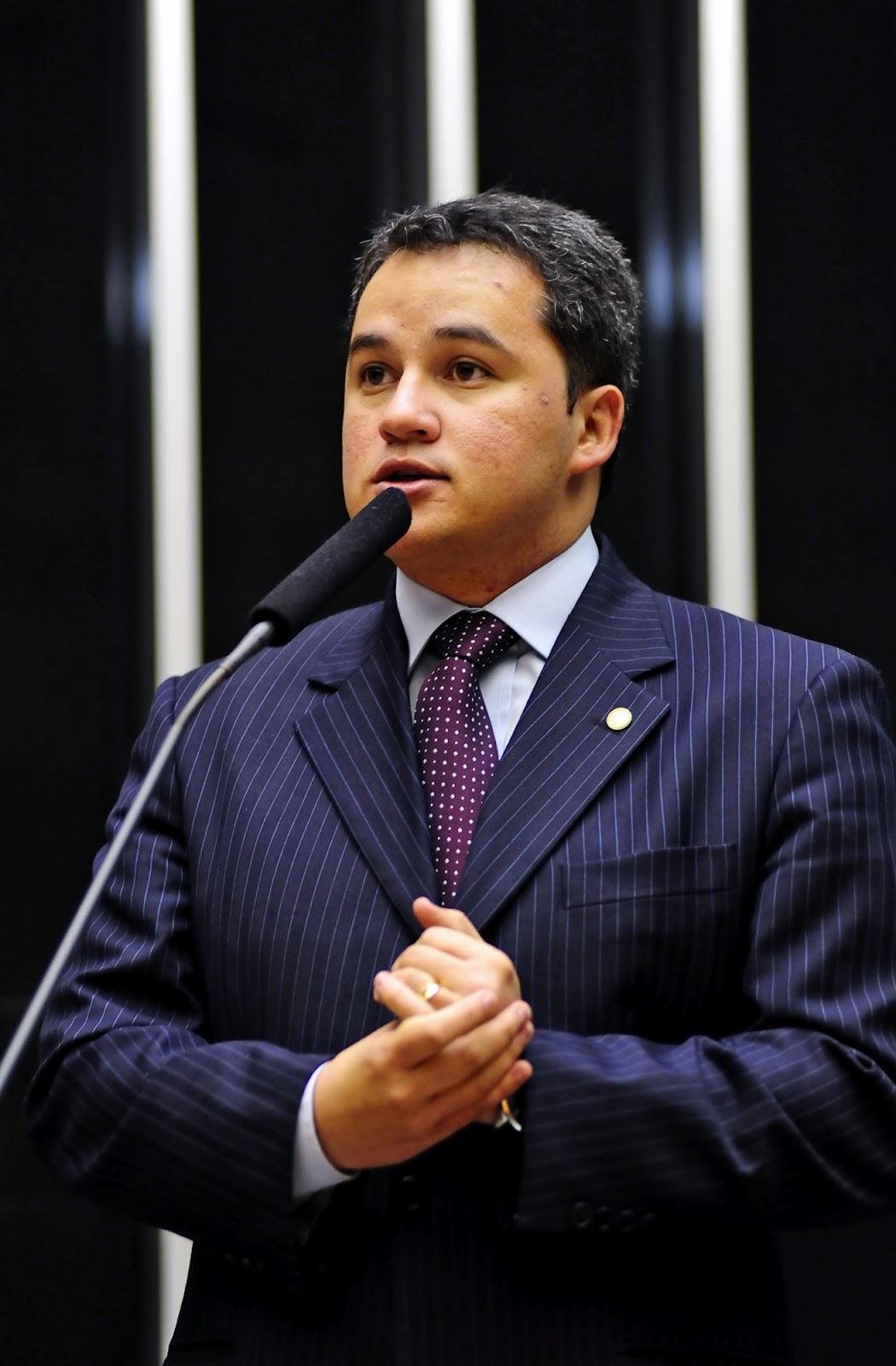 Deputado federal Efraim Filho (DEM-PB).
